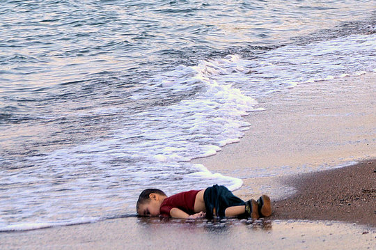 Aylan Kurdi, l'enfant de Kobané retrouvé mort sur une plage turque