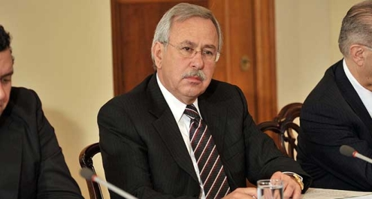 Le ministre de l'Intérieur chypriote Socrates Hasikos