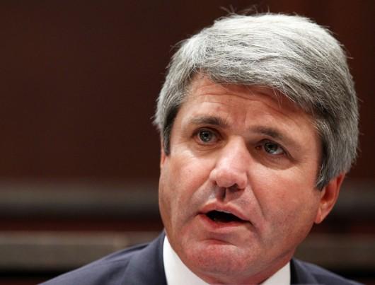 Le président de la commission de Sécurité intérieure à la Chambre des représentants, Michael McCaul